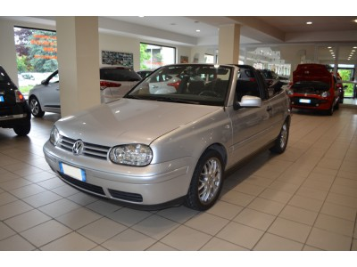 Volkswagen Golf Cabrio 1.9 TDI Highline